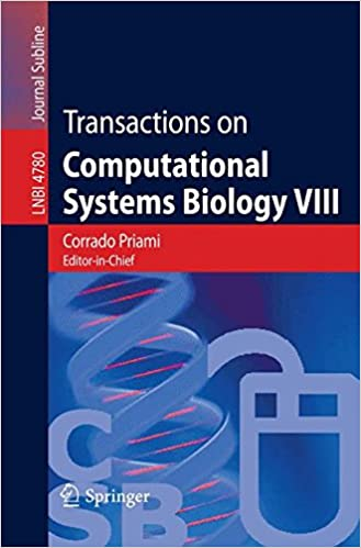 Como Descargar En Elitetorrent Transactions On Computational Systems Biology Viii: V. 8 Todo Epub