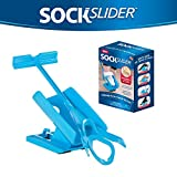 Image of Allstar Innovations - Sock Slider - The Easy on, Easy off Sock Aid Kit & Shoe Horn | Pain Free No Bending, Stretching or Straining System that Packs up for Convenient Travel, As Seen on TV