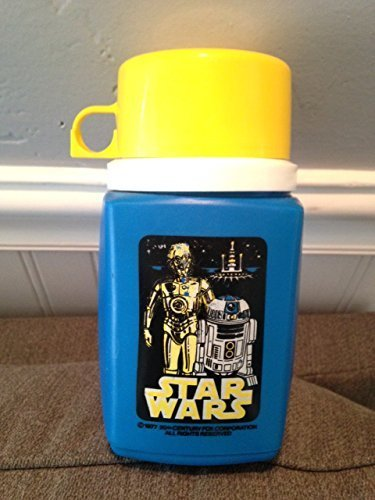 Vintage Stars Wars Thermos from Original Movie in Excellent