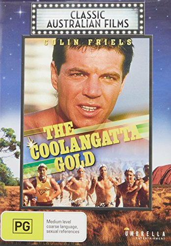 The Coolangatta Gold ( The Gold and the Glory ) [ NON-USA FORMAT, PAL, Reg.4 Import - Australia ] (Melanie Gold)