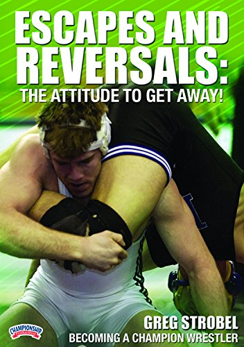 Championship Productions Escapes and Reversals: The Attitude To Get Away DVD by Championship Productions, Inc.