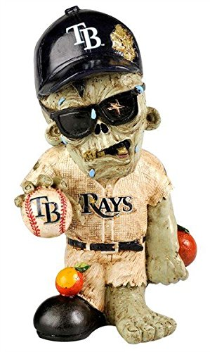 Tampa Bay Rays Resin Zombie Figurine