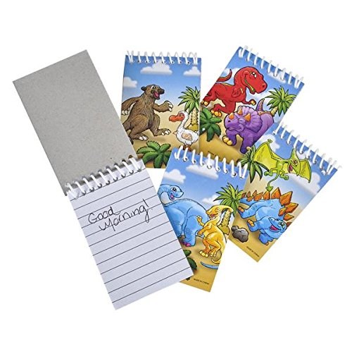 2.5'' DINOSAUR SPIRAL NOTEBOOK, Case of 1440