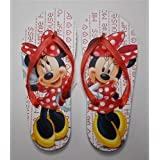 Flip Flops Flip Flops Sea Minniie Disney from 27to 34–d09992/4White with Hearts