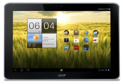 Acer Iconia A210 10g16u 10 1 Inch Tablet