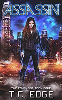 Download PDF Assassin - Book Four in the Enhanced Series