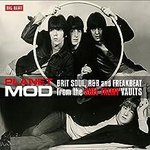 Planet Mod: Brit Soul R&B & Freakbeat from Shel (Vinyl)