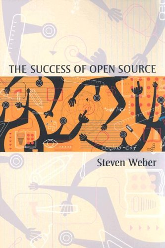 Book cover art for The Success of Open Source