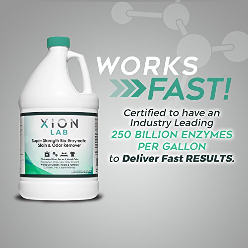 Xionlab Super Strength Enzyme Cleaner Urine Remover And
