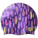 Arena Unisex-Adult Printed Silicone Swimming Cap