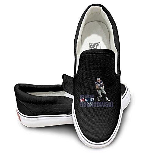 amone-rob-gronkowski-patriots-fashion-unisex-flat-canvas-shoes-sneaker-black-43