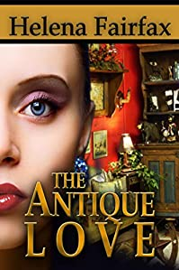 The Antique Love by Helena Fairfax ebook deal