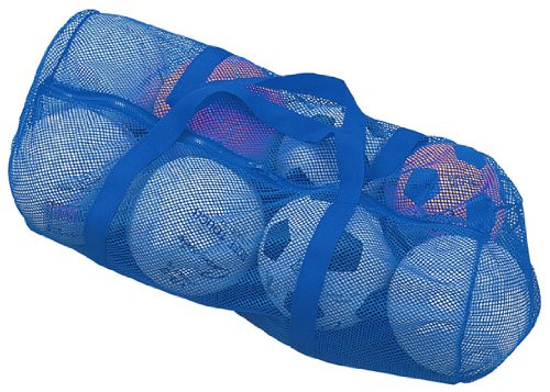Champion Sport Mesh Duffle Bag, Royal Blue, 15