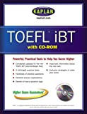 TOEFL iBT with CD-ROM, Kaplan Publishing Staff, 0743265890