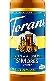 Torani Sugar Free S'mores Flavoring Syrup - 750 ml