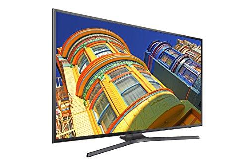 Samsung UN55KU6290 55-Inch 4K Ultra HD Smart LED TV (2016 Model)
