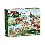 Melissa & Doug 48pc Floor Puzzle - Dinosaur