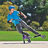 Yvolution Y Fliker Carver C5 Wiggle Scooter   Three