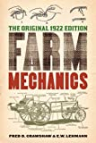Farm Mechanics 1922, Fred D. Crawshaw and E. W. Lehmann, 1620870592