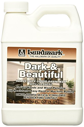 Lundmark Wax LUN-3328F32-6 6 x 32 oz Dark & Beautiful High P