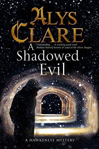 Shadowed Evil, A: A Medieval Mystery (A Hawkenlye Mystery Book 16)