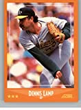 1988 Score #616 Dennis Lamp NM-MT Athletics