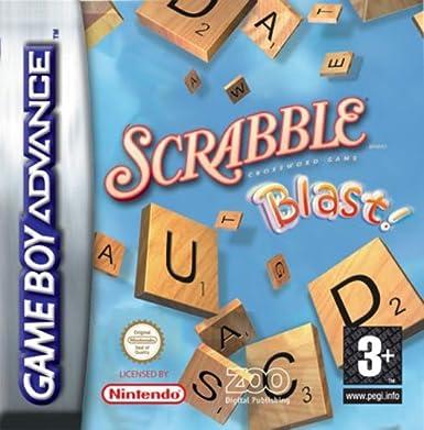 GameBoy Advance - Scrabble Blast!: Amazon.es: Videojuegos