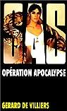 SAS, tome 3 : Opération Apocalypse par Villiers Gérard de