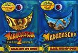 Madagascar & Madagascar: Escape 2 Africa