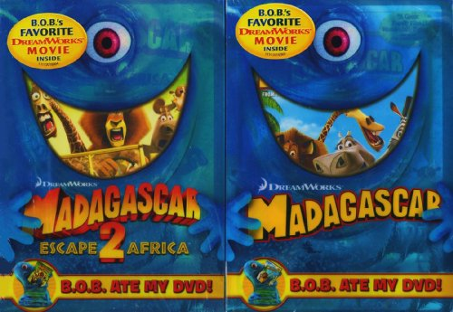 Madagascar & Madagascar: Escape 2 Africa by Dreamworks