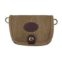 Tourbon Hunting 5 Round 12 Gauge Shotshell Holder Belt Ammo Carrier Wallet