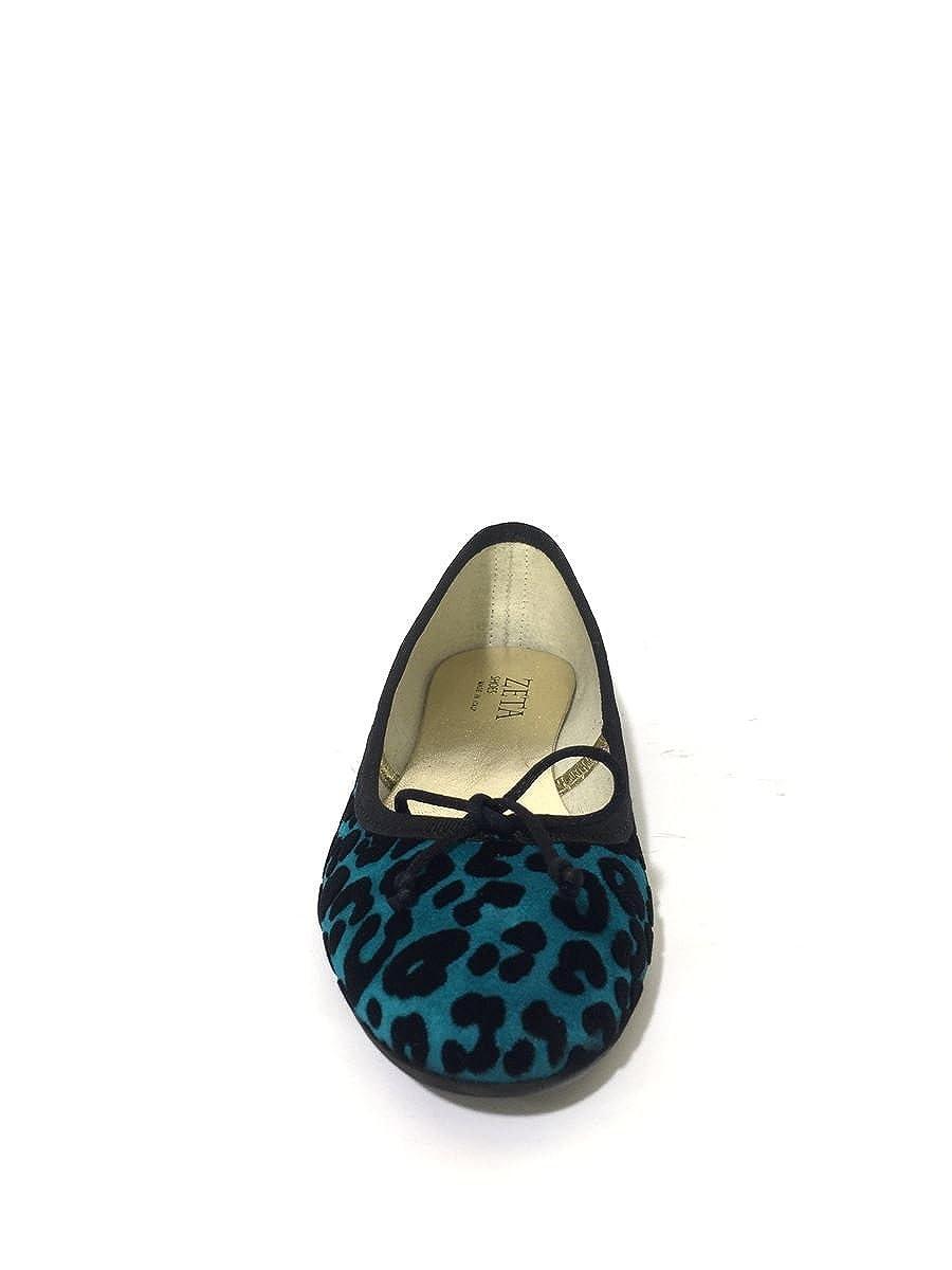ZETA Schuhe Schuhe Schuhe , Damen Ballerinas  Türkis 7c6892