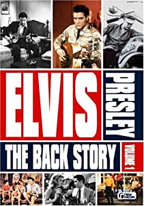 Amazon.com: Elvis Presley: The Back Story, Vol. 1: Elvis ...
