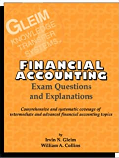 Title: financial accounting: irvin n. Gleim: 9781581949186: amazon.
