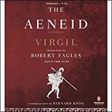 The Aeneid  Audiobook by Virgil Narrated by Simon Callow