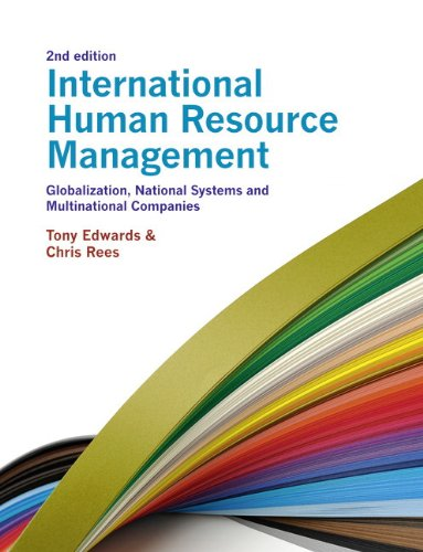 Oecumenical Human Resource Management: Globalization, National Systems and Multinational Companies (2nd Edition)