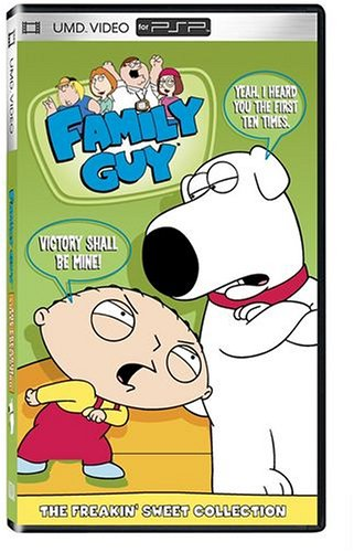 Family Guy   The Freakin Sweet Collection  Umd For Psp