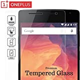 GeekTitan Premium Anti-Explosion Tempered Glass Screen Protector For Oneplus Two (One Plus 2) Explosion Proof Shock Proof Protect