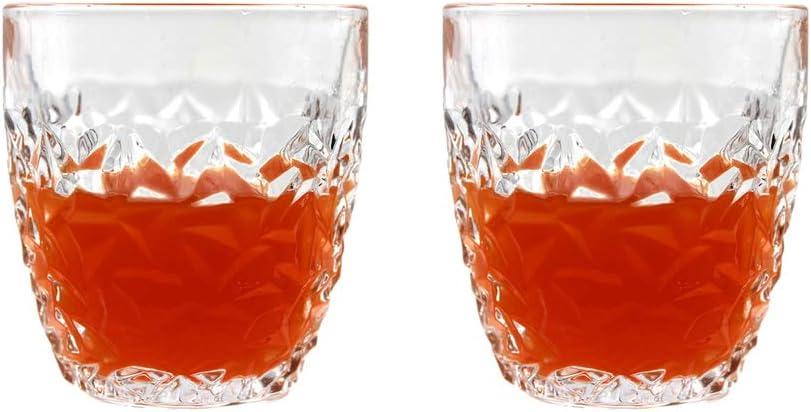 Soogo Hongli Wishkey Glasses, 310 ml, Set of 2