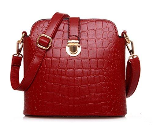 Tianhengyi - Red Girl Bags