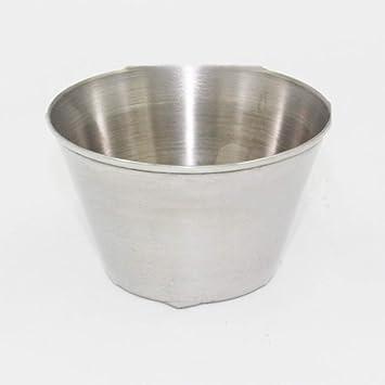 SUNHAO Taza de café del acero inoxidable Copa de vino ...