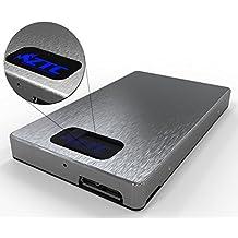 ZTC Sky Board mSATA to USB3.0 SSD Enclosure Adapter Case - Model ZTC-EN002 - Silver