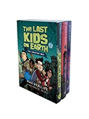 A collection of the first three books in this New York Times bestselling series.Hang out with Jack Sullivan and his friends as they navigate life after the Monster Apocalypse--living in a tricked-out tree house, avoiding zombies, battling evi...