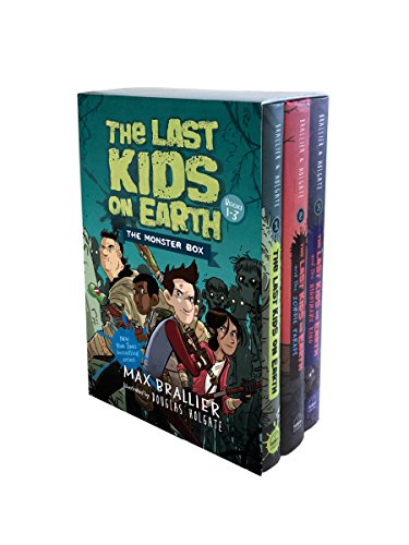 The Last Kids on Earth: The Monster Box (Last Day For Christmas Shipping)