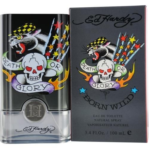 Ed Hardy By For Men Eau De Toilette Spray 3 4 Ounces: Amazon.com : ED Hardy Love And Luck Cologne Spray For Men, 1.7 Fluid Ounce : Eau De Toilettes