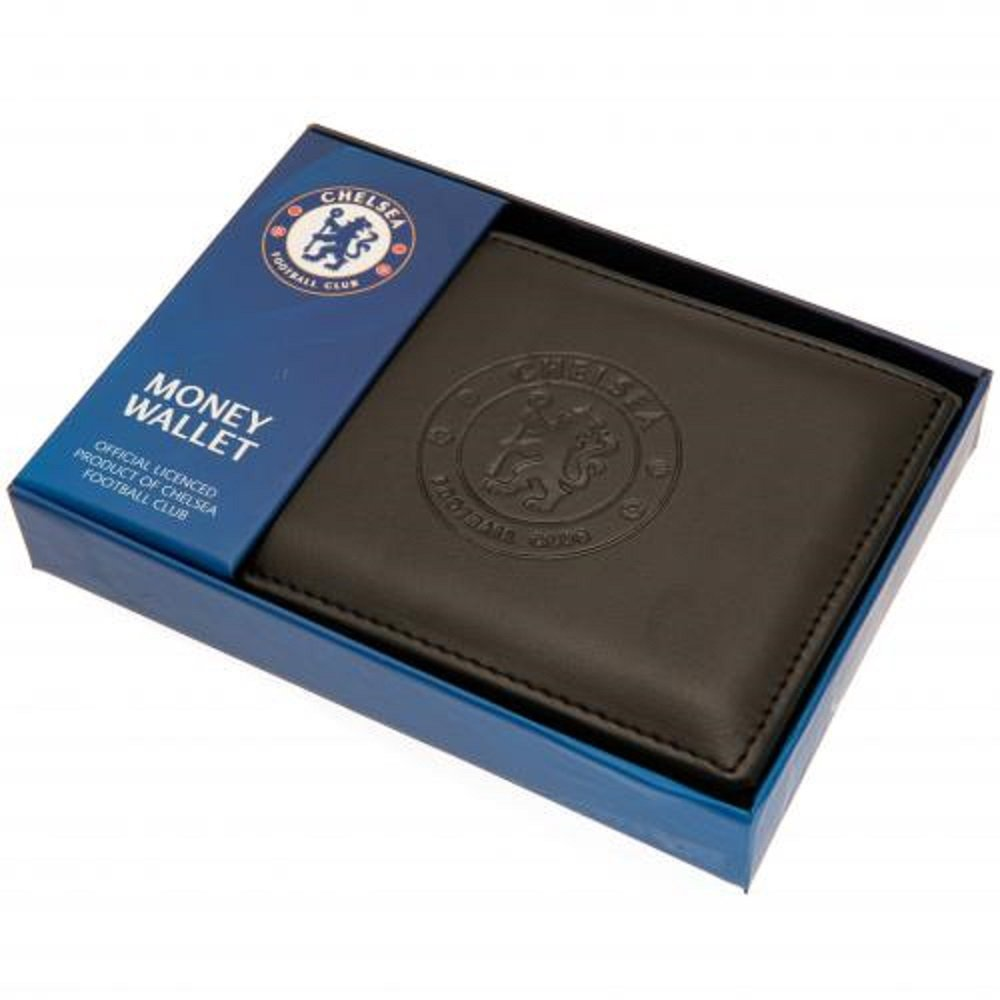 Chelsea Leather Embossed Wallet