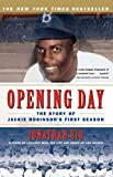 Book cover image for Opening Day: The Story of Jackie Robinson's First Season