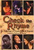 Check the Rhyme, DuEwa M. Frazier, 0971905231