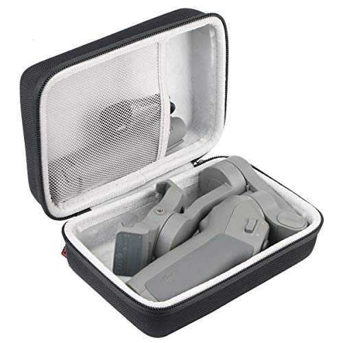 تعویض مورد سفر سخت Khanka برای DJI OSMO Mobile 3 تثبیت کننده قابل حمل دستی جبل (قابل حمل) سبک وزن قابل حمل