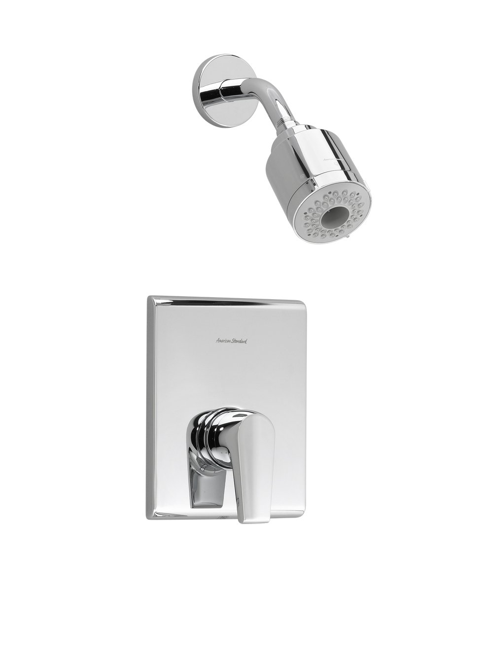 hot sale 2017 American Standard T590.507.002 Studio Shower Only Trim Kit with 3-Function Flowise Showerhead, Polished Chrome